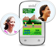 Striiv Smart Basic Pedometer