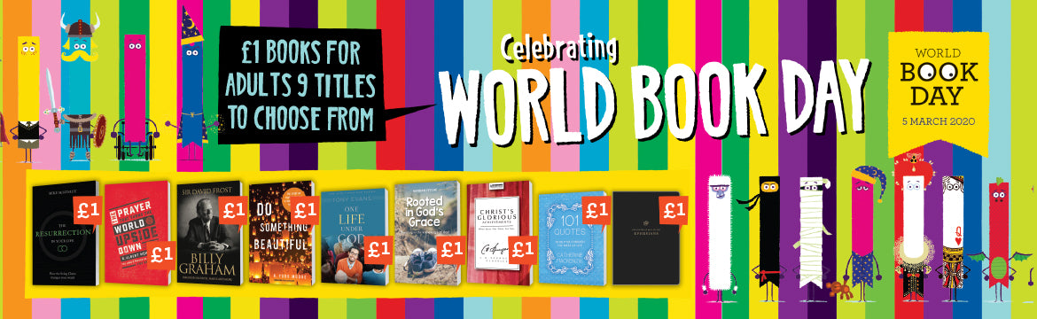 World Book Day Adult Titles