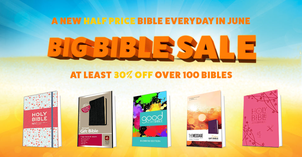 Big Bible Sale