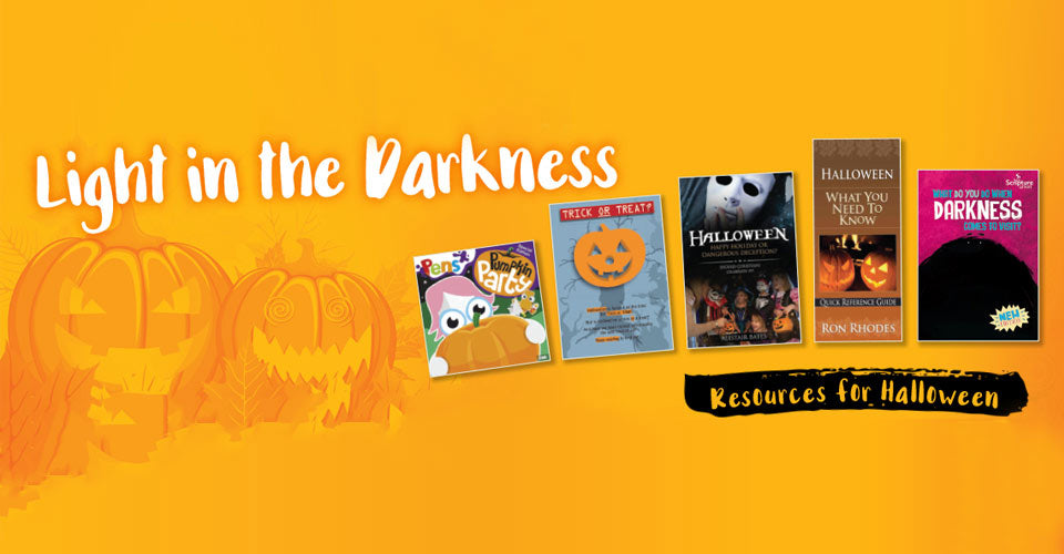 Resources for Halloween