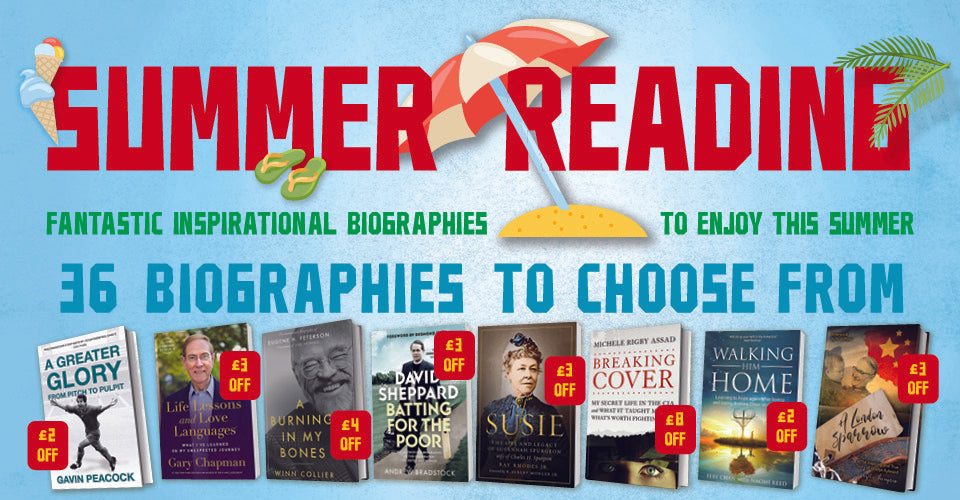 Summer Reading - Biographies