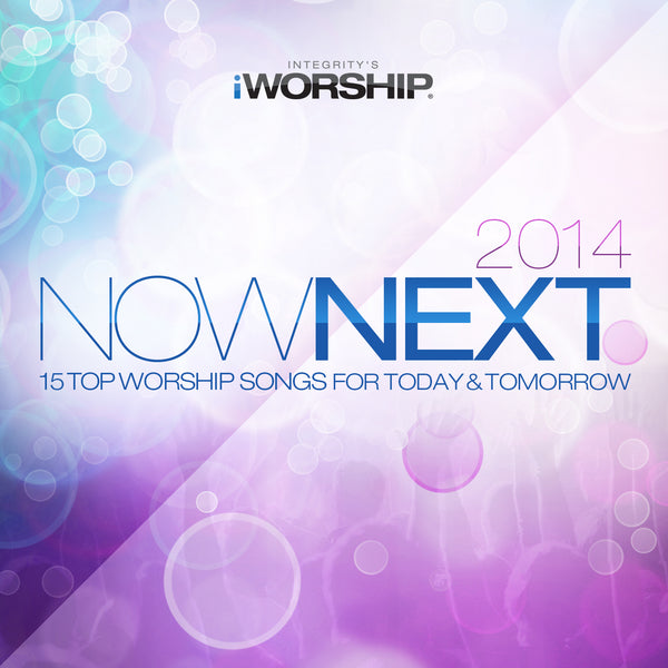 iWorship Now/Next 2014 CD