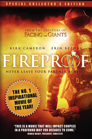 Fireproof DVD - Various Artists - Re-vived.com