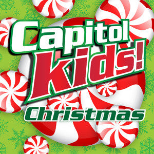 Capitol Kids! Christmas CD - Various Artists - Re-vived.com