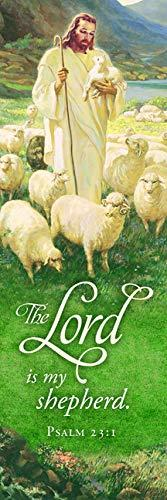 Lord is My Shepherd Bookmark (pack of 25)