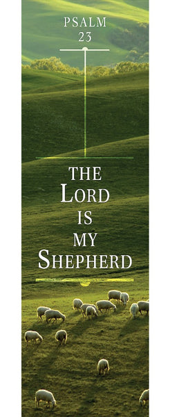 23rd Psalm Bookmark (Pack of 25)