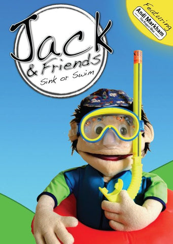 Jack & Friends: Sink or Swim DVD - Jack & Friends - Re-vived.com
