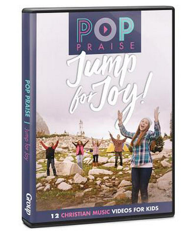 POP Praise Jump For Joy
