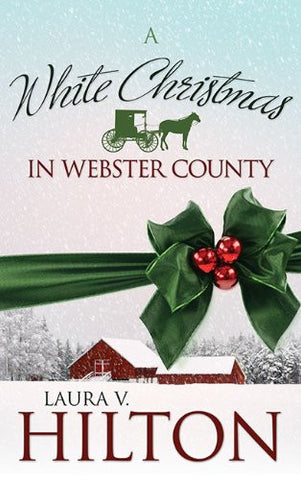 A White Christmas In Webster County Paperback Book - Laura Hilton - Re-vived.com