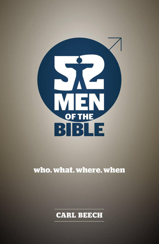 52 Men of the Bible
