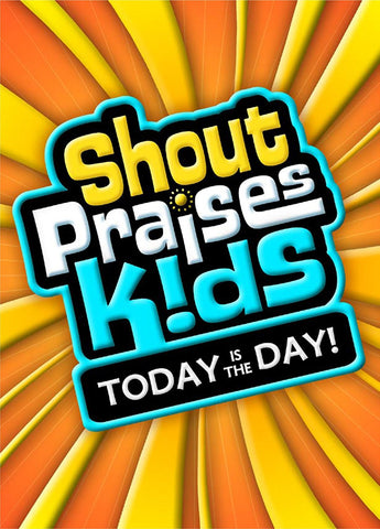 Shout Praises Kids - Today Is The Day DVD