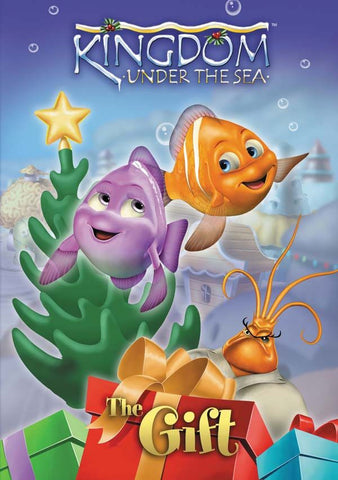 Kingdom Under The Sea - The Gift DVD - Various Artists - Re-vived.com