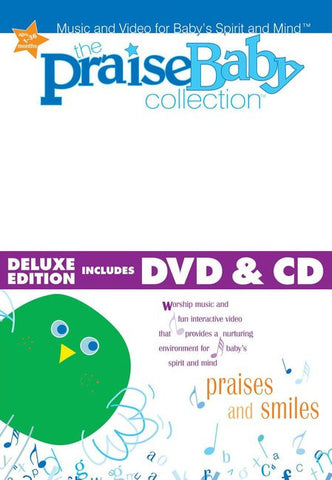 Praise Baby: Praises & Smiles Deluxe Edition CD+DVD - Praise Baby - Re-vived.com