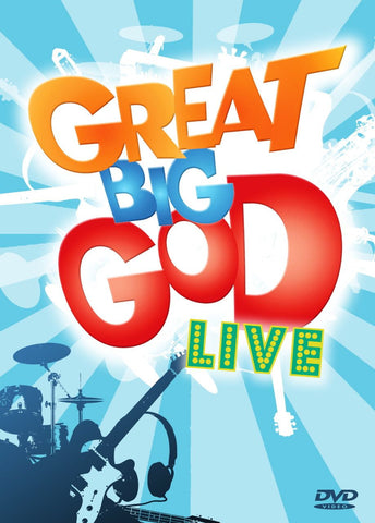 Great Big God Live DVD - Elevation - Re-vived.com