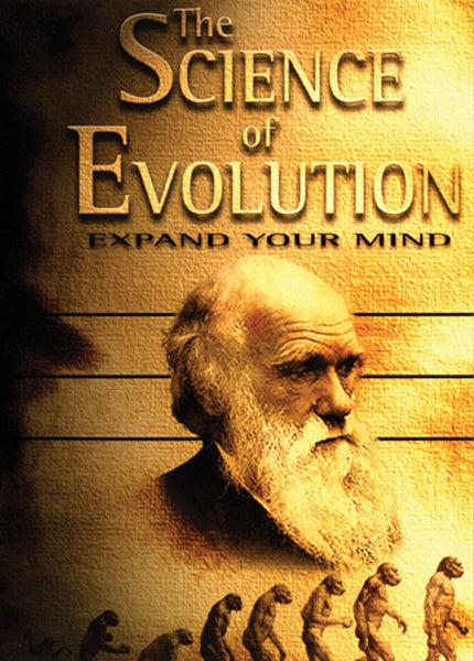 THE SCIENCE OF EVOLUTION DVD