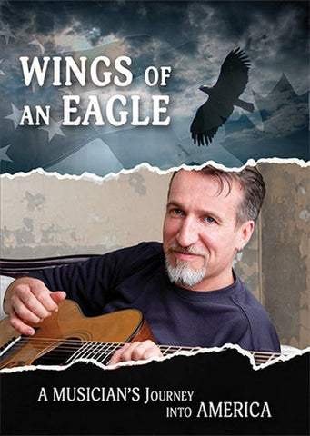 Wings of an Eagle DVD