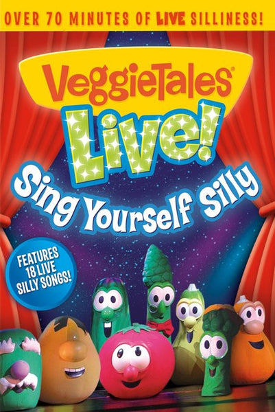 VeggieTales: Sing Yourself Silly DVD