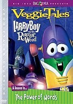 VeggieTales: Larry Boy And The Rumour Weed DVD - VeggieTales - Re-vived.com