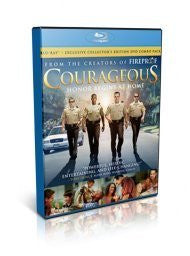 Courageous Blu Ray [Blu-ray] - Various Artists - Re-vived.com