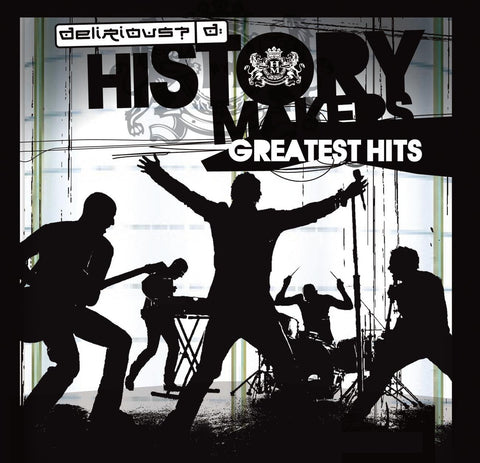History Makers: Greatest Hits CD - Delirious? - Re-vived.com