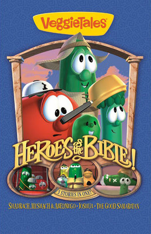 VeggieTales: Heroes Of The Bible Vol.2 DVD - VeggieTales - Re-vived.com
