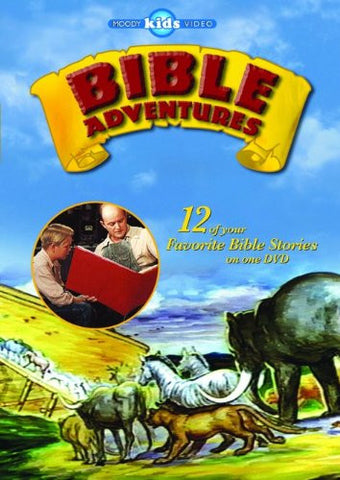 Bible Adventures DVD - Various Artists - Re-vived.com