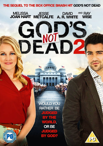 God's Not Dead 2 DVD - Various Artists - Re-vived.com