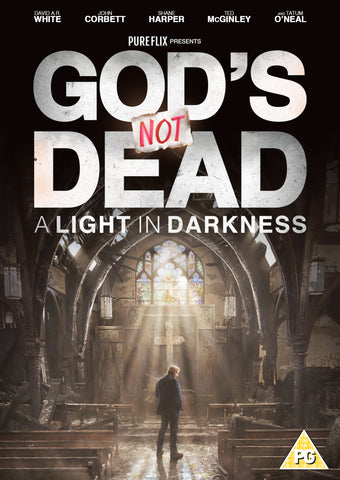 God's Not Dead: A Light in Darkness DVD
