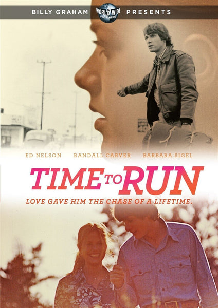Billy Graham Presents: Time to Run DVD