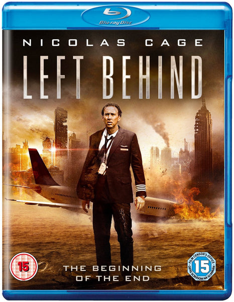 LEFT BEHIND [BLU-RAY] - 101 FILMS - Re-vived.com
