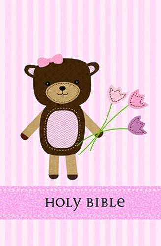 Holy Bible-Baby Bear Girl - Re-vived - Re-vived.com