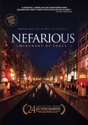 Nefarious DVD - Re-vived - Re-vived.com