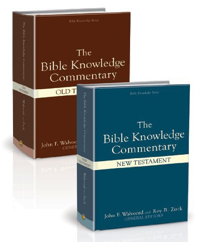 Bible Knowledge Commentary: 2 - Re-vived - Re-vived.com