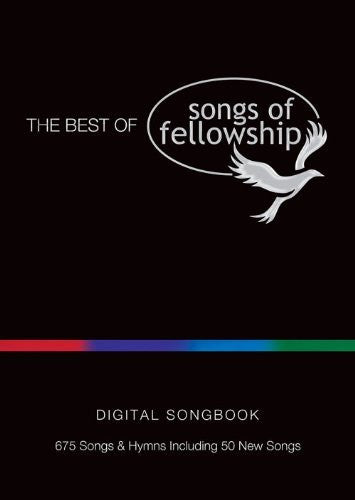 The Best of Songs of Fellowship Digital Songbook (CD-ROM) - Various Artists - Re-vived.com