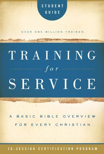 Training for Service Student Guide - Various Artists - Re-vived.com