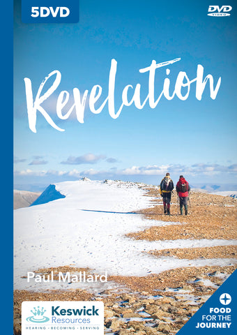 Food For The Journey - Revelation - 5 Talk DVD Pack