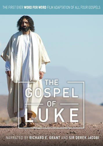 The Gospel of Luke DVD - Various Artists - Re-vived.com