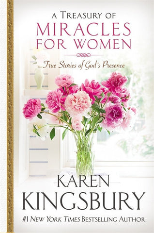 A Treasury Of Miracles For Women Hardback