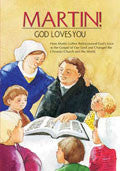 Martin! God Loves You DVD - Vision Video - Re-vived.com - 1