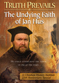 Truth Prevails: The Undying Faith Of Jan Hus DVD - Vision Video - Re-vived.com - 1