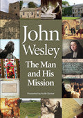 John Wesley: The Man And His Mission DVD - Vision Video - Re-vived.com