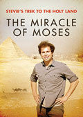 Stevie's Trek To The Holy Land: The Miracle Of Moses DVD - Vision Video - Re-vived.com