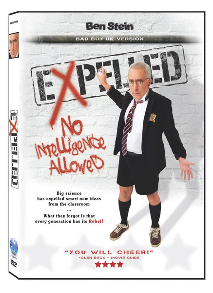 EXPELLED - No Intelligence Allowed DVD - Various Artists - Re-vived.com