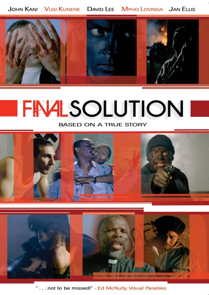 FINAL SOLUTION DVD - Timeless International Christian Media - Re-vived.com