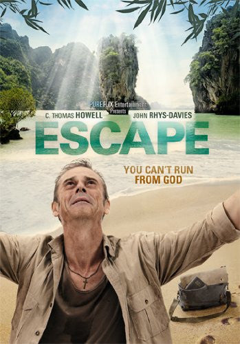 ESCAPE DVD - Timeless International Christian Media - Re-vived.com