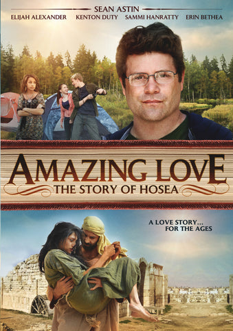 AMAZING LOVE: The Story of Hosea DVD - Various Artists - Re-vived.com