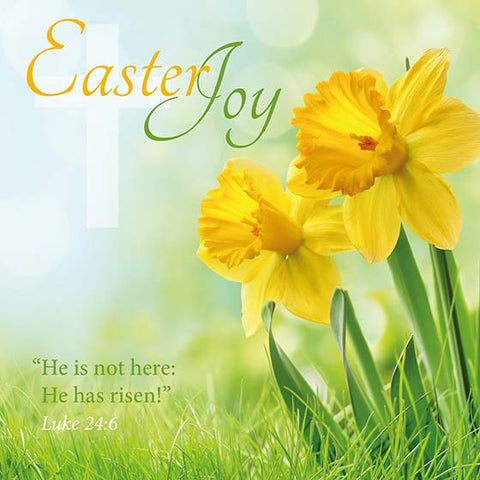 Easter Cards: Easter Joy (Pack of 5)