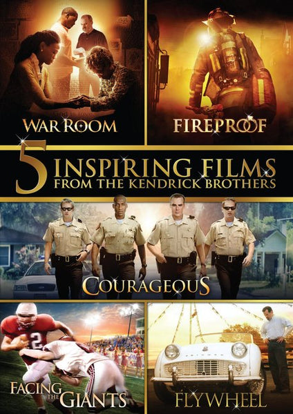 5 Inspiring Films from the Kendrick Brothers DVD