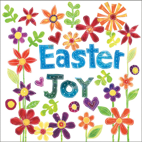Easter Joy, pack of 5 Easter Cards