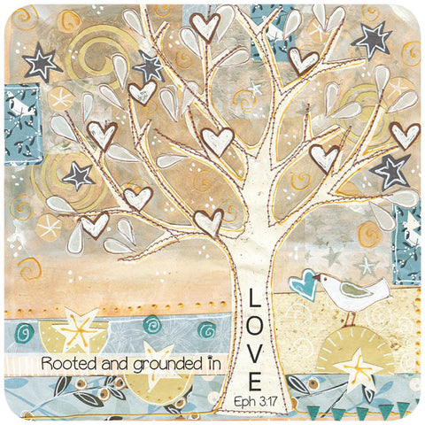 Rooted in Love coaster